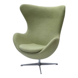 Wingback Mcm Egg Chair Lounge Chair