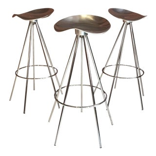 Knoll Jamaica Bar Stool - Set of 3