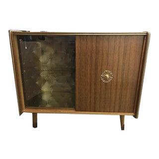 Vintage Mid-Century Modern Dry Bar