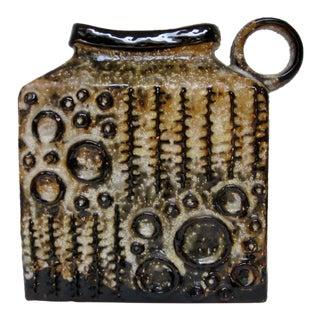 Vintage West German Ceramic Vase