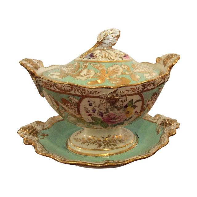 Large Antique Dessert Service- circa 1830's - Image 1 of 5