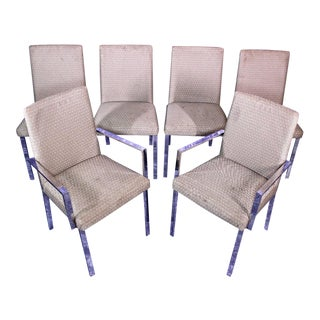 Design Institute America Dining Side Chairs Armchairs - Set of 6