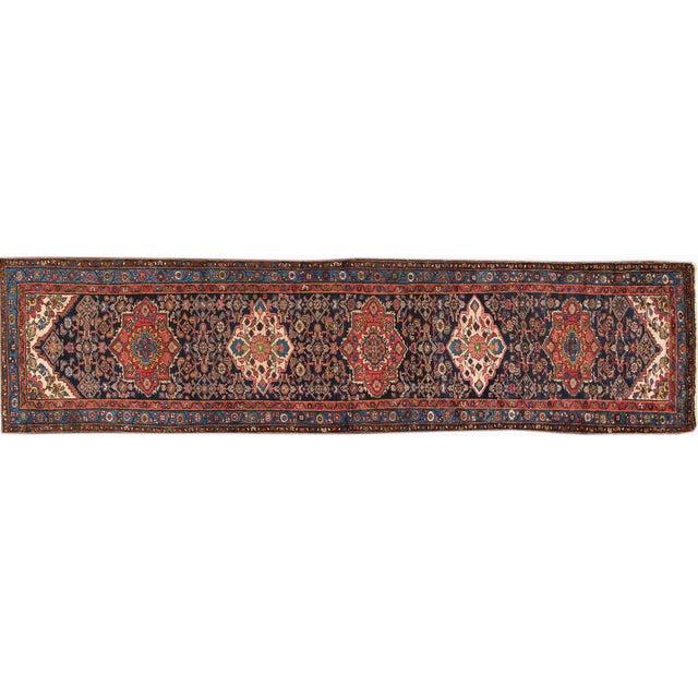 """Image of Vintage Apadana Persian Rug - 3'2"""" X 13'"""
