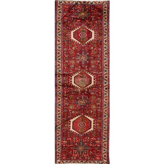 "Apadana Vintage Persian Heriz Runner - 2'2"" x 7'"