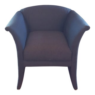 Modern Contemporary Barrel Chair