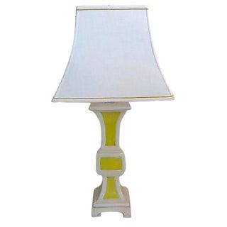 Tall Ceramic Table Lamp