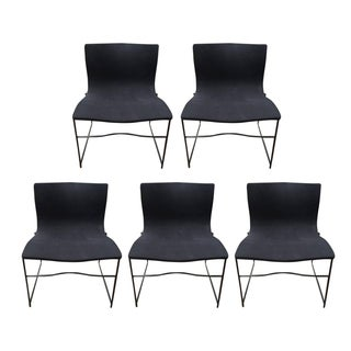 Knoll Vignelli Handkerchief Chairs - Set of 5