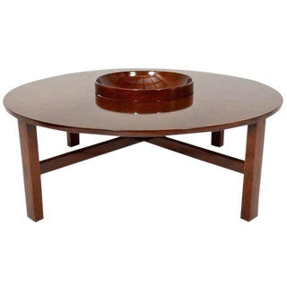Edmond Spence Round Coffee Table