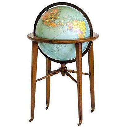 Mid-Century Kittinger Floor Globe - Image 1 of 7
