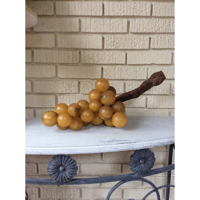 Large Italian Alabaster Grapes - Image 4 of 12