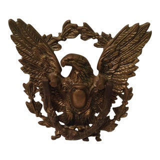 Brass Eagle Door Knocker