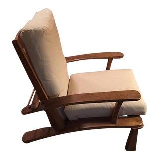 Mid-Century Modern Morris Chair