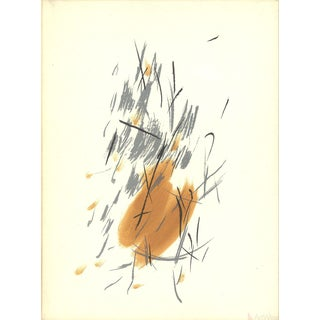 Jean Rene Bazaine 'Composition 197' Lithograph