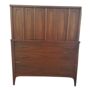 Mid-Century Style Chestnut Dresser