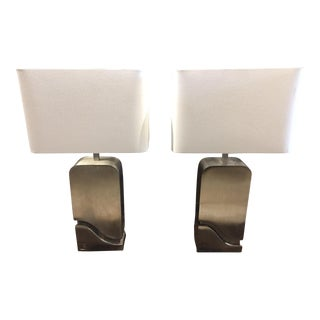 Pair of Pierre Cardin Table Lamps