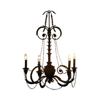 Maitland Smith Brass Regency Electrified Sconce