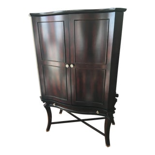 Bombay and Co. Cherry Bar Cabinet