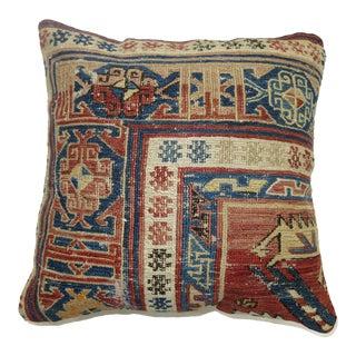 Antique Soumak Rug Pillow
