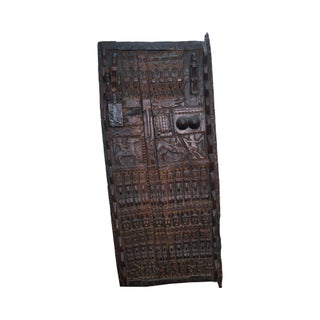 Tribal African Dogan Door (A)