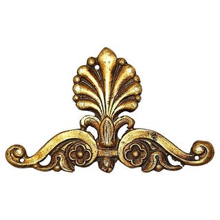 French Neo-Classical Bronze Mount