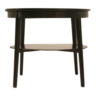 Antique Chinese Lacquered Side Table