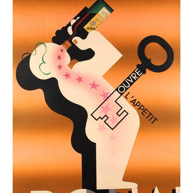 Vintage Bonal poster - Image 2 of 2