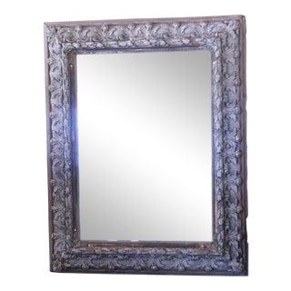 Vintage Shell Mirror