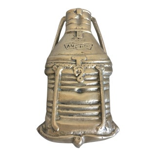 Ship's Lantern Door Knocker