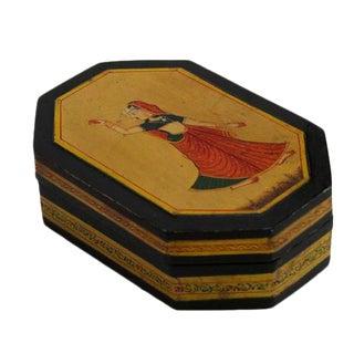Ruhan Mughal Painted Box
