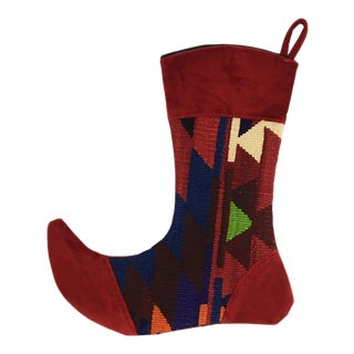 Kilim Christmas Stocking | Joziah