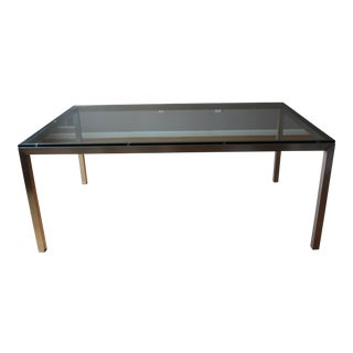 Vintage Amp Used Transparent Dining Tables Chairish