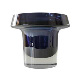 Nuutajarvi Finland Art Glass Vase by Kaj Franck