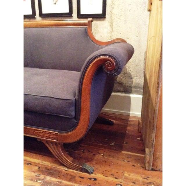 Image of Federalist Style Sofa