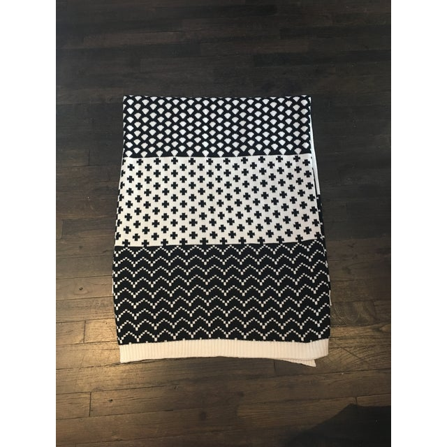 Woven Chilean Wool Blanket - Image 2 of 4