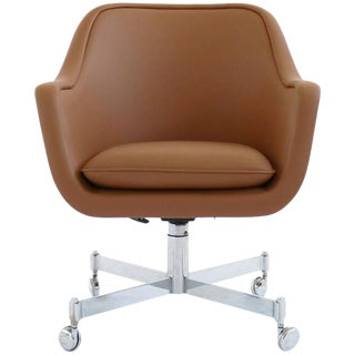 Ward Bennett Desk Chair