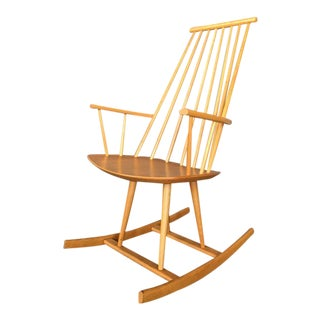 Jorgen Baekmark for Mobler Rocking Chair