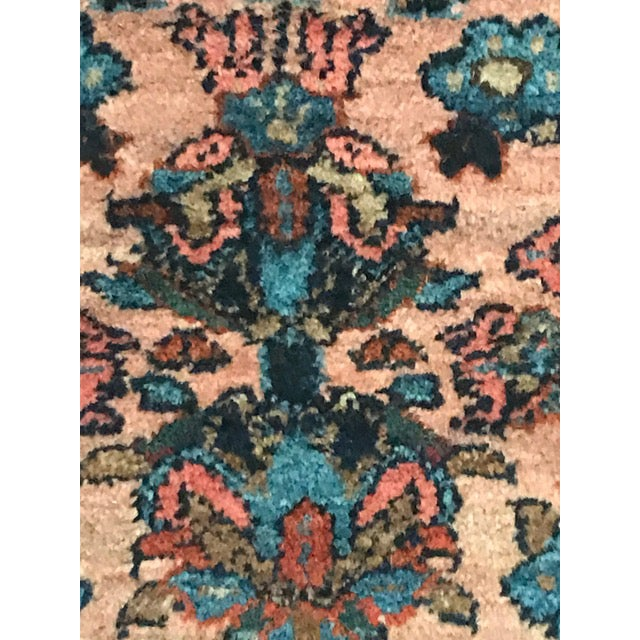 Antique Persian Lilihan Rug - 2′2″ × 3′ - Image 4 of 8