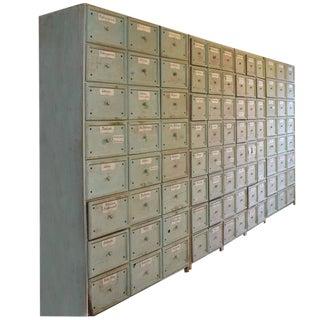 German Four-Piece Cabinet