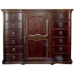 Image of Bernhardt Furniture Traditional Multi-Drawer Armoire