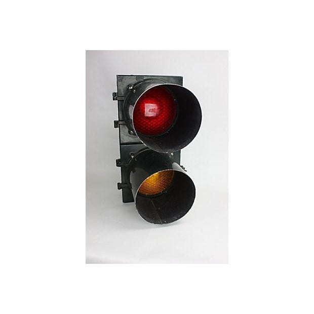 Image of Authentic 2-Light Stoplight