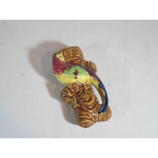 Colorful Bird Wall Pocket - Image 2 of 5