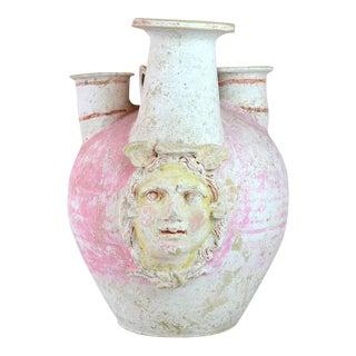 Canosan Terracotta Funerary Vessel