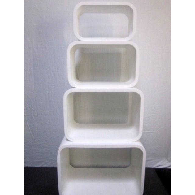 Modernist Display Nesting Tables - Image 7 of 8