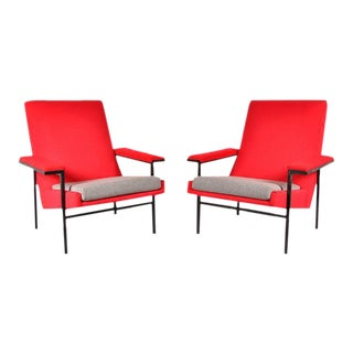Pair of ARP Chairs for Steiner, France, circa 1950