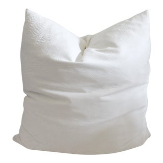 Coverlet Pillow