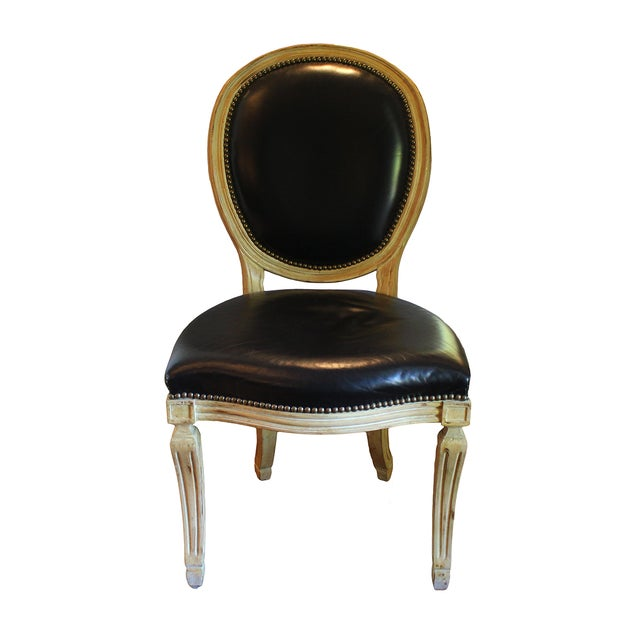 Image of Shield Back Occasional Chair