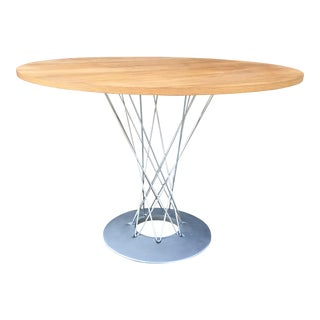 Recycled Cyclone Compact Dining Table