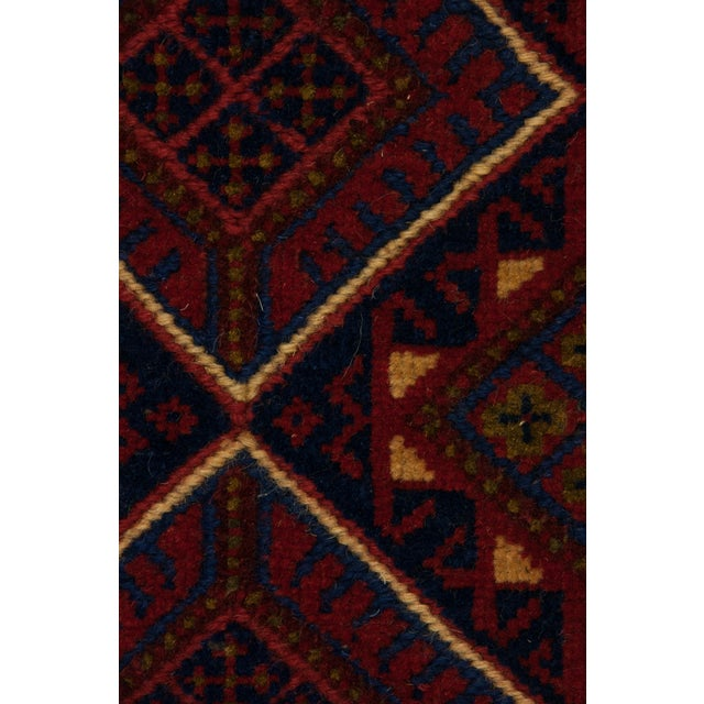 """New Traditional Hand Knotted Area Rug - 6'3"""" x 9'6"""" - Image 3 of 3"""