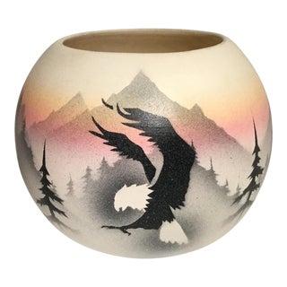 Hozoni Pottery Sacred Messenger Vase