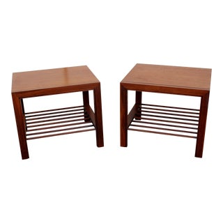 Baker Furniture Side Tables - A Pair